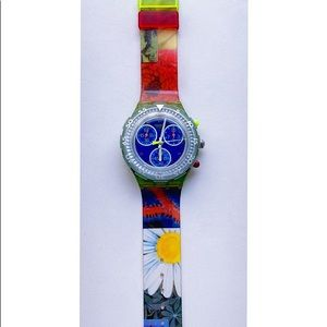 SWATCH Watch Vintage AQUACHRONO Diver new battery